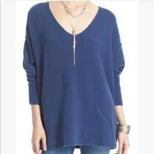 Free People softly Vee sweater